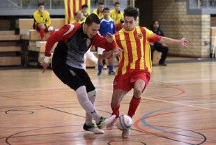 Catalunya remunta i guanya contra Bèlgica