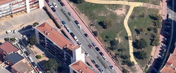 Tretze noves places d'aparcament al barri de Vilartagues de Sant Feliu de Guíxols