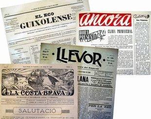 Un segle de diaris ganxons a la xarxa