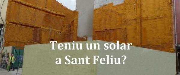 LLOGUER DE SOLARS A CANVI DE L'IBI