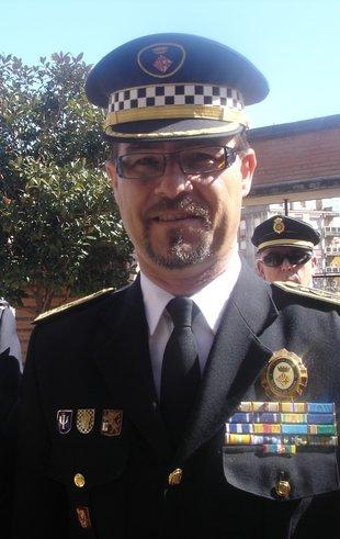 L'inspector Brunet de Sant Feliu, cap de la policia de Sant Celoni