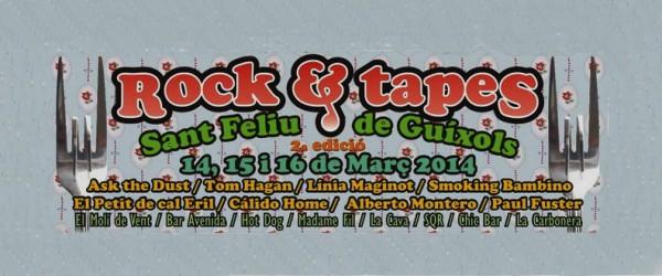 SEGON ROCK & TAPES DE TZVR