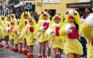 El carnaval de Santa Cristina aplega més de 3.000 figurants