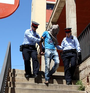 Operació contra els lladres violents al Baix Empordà
