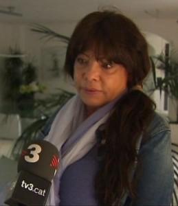 Yolanda Zaugg. Una v