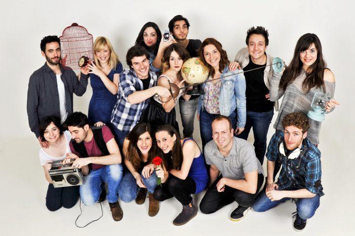 Concert amb el grup vocal DeuDeVeu a la sala polivalent de Castell d'Aro