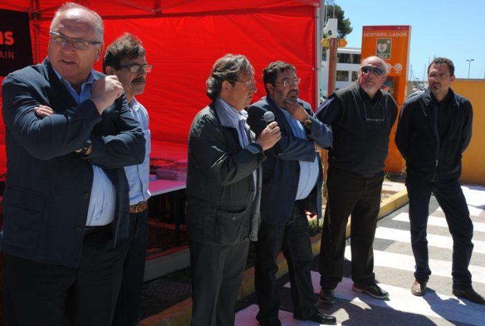 Inauguren la Festa del Mar i el certamen Guíxols Mar
