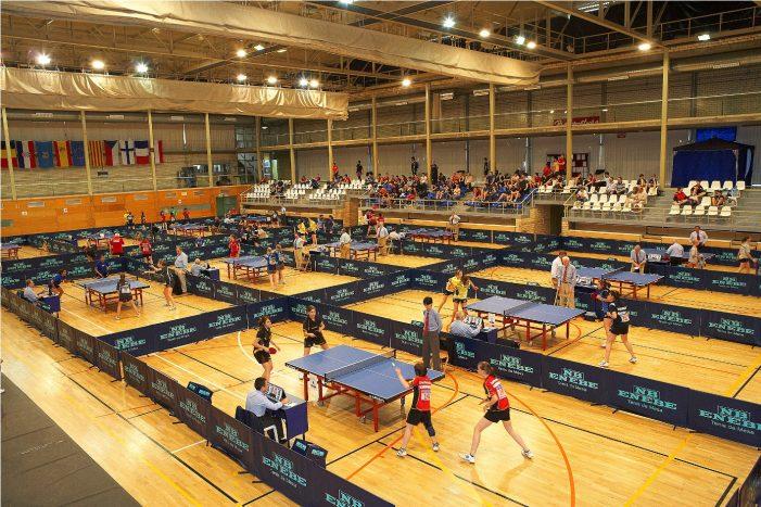 Open Internacional d'Espanya per a Joves de Tennis Taula
