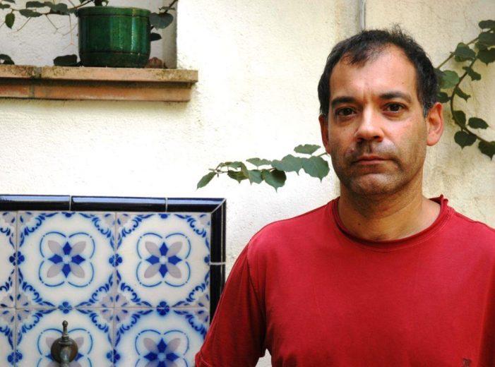 """Toni Sala, escriptor """"De capçalera"""" a Sant Feliu de Guíxols"""