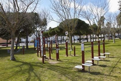 Dinamització dels Parcs Urbans de Salut