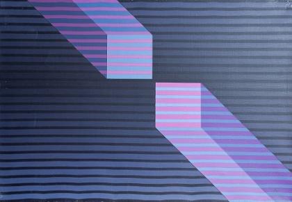 Exposició d'Art Cinètic i Constructivista