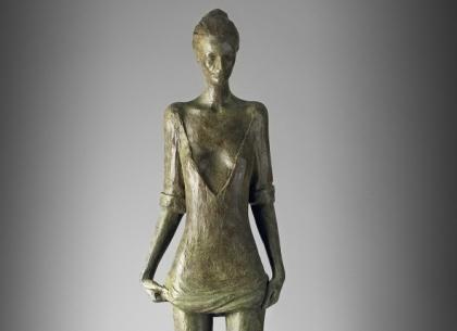 """Doble mostra escultòrica """"Voluntat de sort"""""""