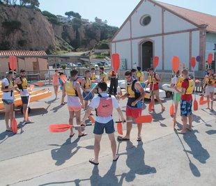 520 escolars fan classes al Club Nàutic