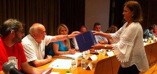 Els regidors de Platja d'Aro tornen 5.200 euros cobrats