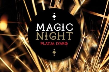 Magic Night Platja d'Aro • Divendres 4 de juliol
