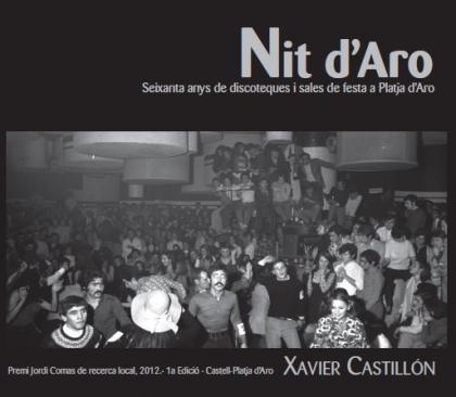 """Presentació del llibre """"Nit d'Aro"""" • Dijous 24 de juliol"""