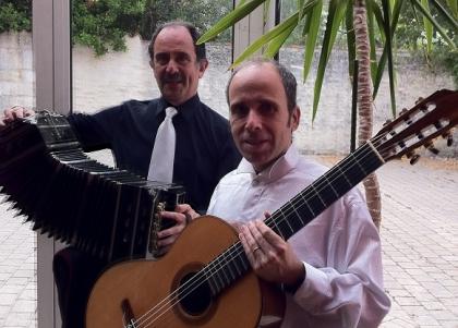 Recital de tango • Dissabte 26 de juliol