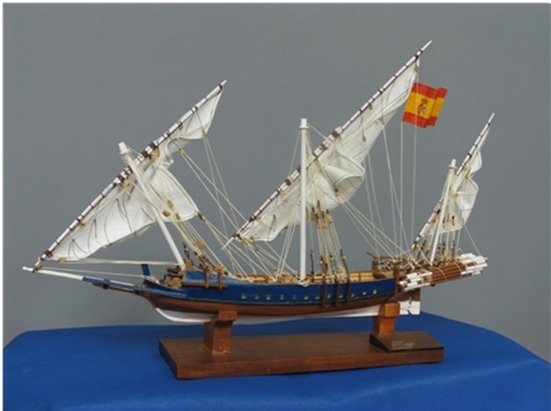 GUÍXOLS EXPOSICIONS – Modelisme naval i pintures de Fina Gelabertó