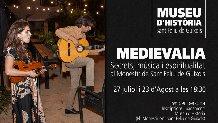 MEDIEVALIA. Secrets, música i espiritualitat al Monestir de Sant Feliu de Guíxols