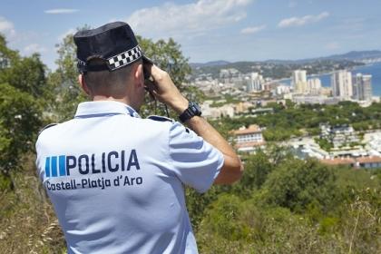 Memòria d'estiu 2014 de la Policia Local