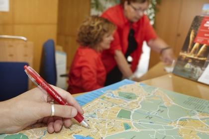 Més de 16.500 consultes turístiques a l'estiu