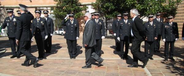 POLICIA LOCAL PORTA SUPERIORS AL JUTJAT