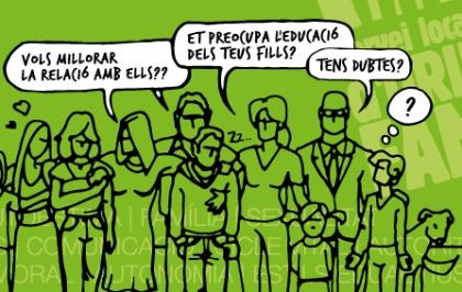 Escola de Mares i Pares • Calendari 2014-2015