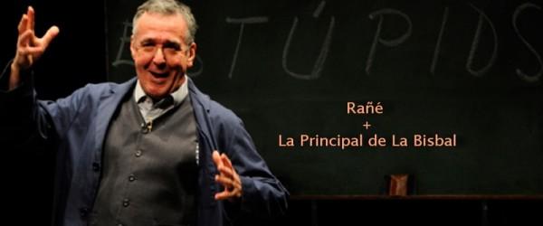RAÑÉ I LA PRINCIPAL DE LA BISBAL AL TAM