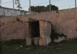 El PSC de Santa Cristina critica l'alcade per el mur de l'escola