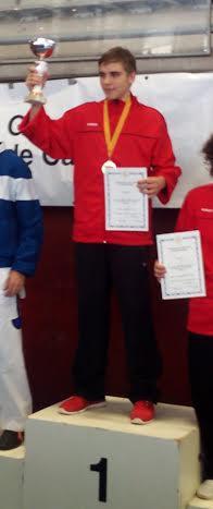 Campionat de Catalunya Júnior de Taekwondo de combats
