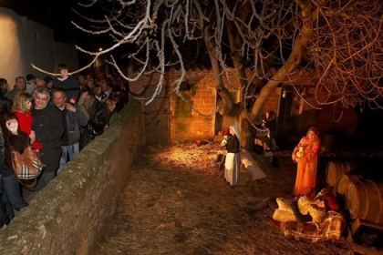 56è Pessebre Vivent de Castell d'Aro
