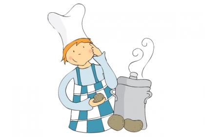 Curs de cuina viatgera per a infants
