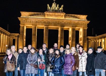Viatge d'estudi del model comercial de Berlin