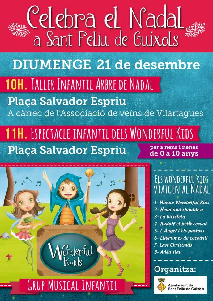 Activitats per a infants, aquest diumenge
