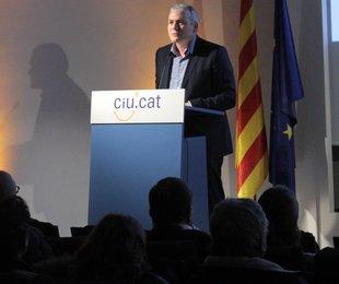 Joan Alfons Albó (CiU) defensa la feina feta a Sant Feliu tot i la crisi