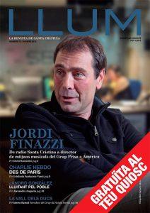 Entrevista a Jordi Finazzi a la revistal Llum