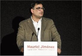 Jiménez vol un Platja d´Aro referent
