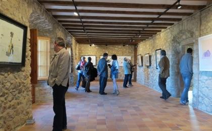 Més de 25.000 visitants a les exposicions de 2014
