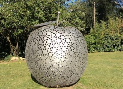 Exposició Jaume Roser, escultura de gran format