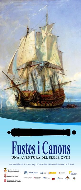 Exposició Fustes i Canons, una aventura del segle divuit