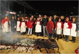 Platja d´Aro i Sant Feliu clouen el Carnaval amb l´enterrament de la sardina