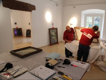 Nous plans a Sant Feliu per fer dues mostres d'art cada any a l'Espai Thyssen