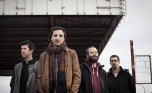 El grup de rock Bullitt de Sant Feliu de Guíxols  Careto: No  Foto: Maribel R. de Erenchun 520#Xevi Castillon