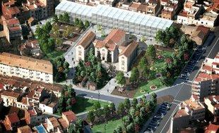 TSF vol ampliar l'asil de Sant Feliu i fer un parc i un centre cívic a l'edifici vell