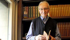 Foto de Ricard Masó al despatx de casa seva  Ricard Masó 02  Careto: No  Foto: Joan Oller 969#Joan Oller