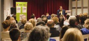 ICV presenta el projecte a Platja d'Aro