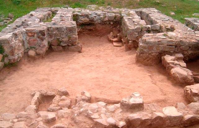 Jaciment del temple de Malvet