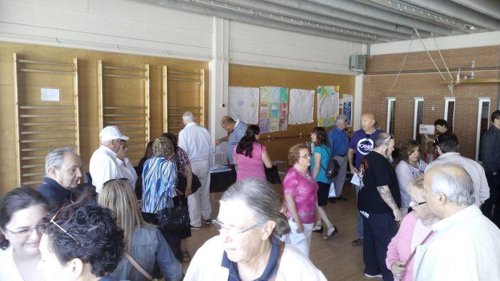 Crònica de lla jornada electoral a Santa Cristina d'Aro