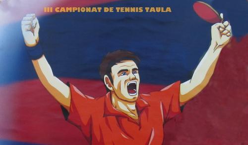 III CAMPIONAT DE TENNIS TAULA A SFG
