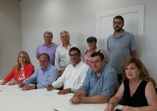 CiU i el PSC fan un pacte de mandat a Castell-Platja d'Aro